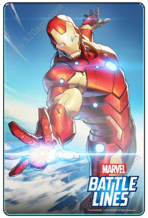漫威战斗前线国服中文官方网站正版手游(Marvel Battle Lines)  v1.0图3