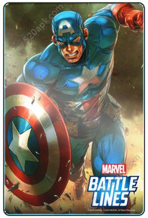 漫威战斗前线国服中文官方网站正版手游(Marvel Battle Lines)图片1