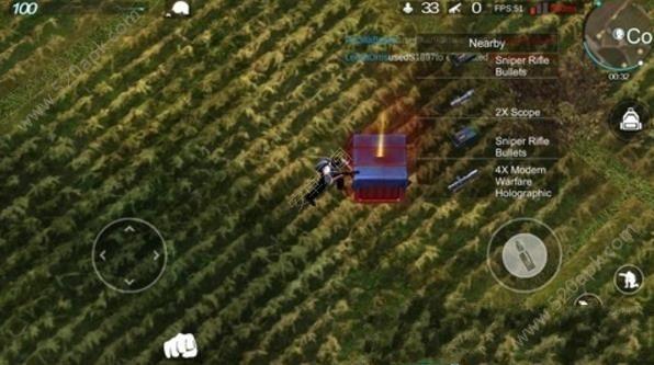 最后的火焰生存战场中文无限资 源内购修改版(Last fire survival battleground)图1: