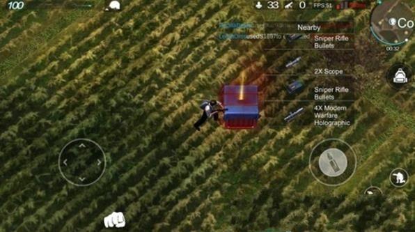 最后的火焰生存战场中文无限资 源内购修改版(Last fire survival battleground)图片1