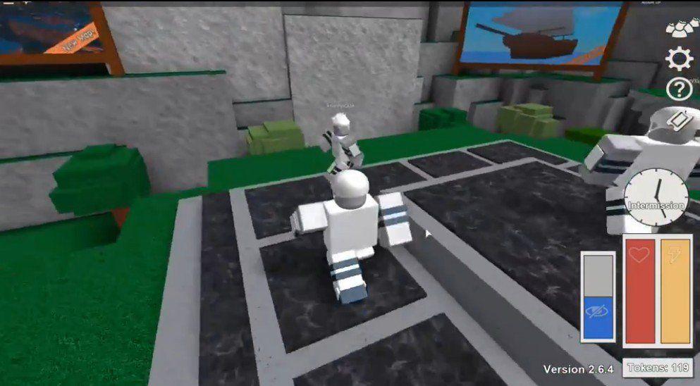 �诺滤菇馑�Roblox躲猫猫模拟器无限提示内购修改版图片1