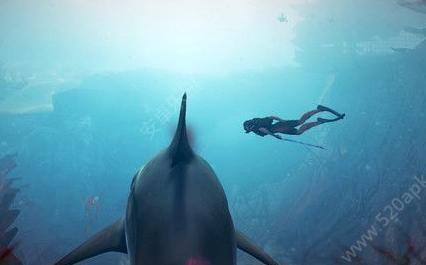 食人鲨Man Eater中文无限钻石内购修改版图片1