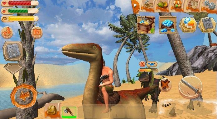 侏罗纪生存诺亚方舟游戏官方下载中文版图片1