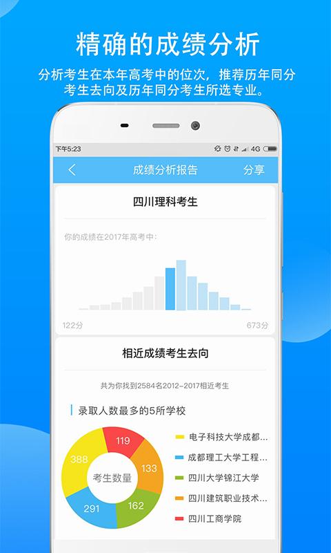 精准志愿官方最新版app图4: