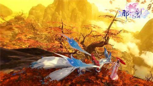 那一剑江湖今日开测 不一样的古风玩法等你来[多图]图片5