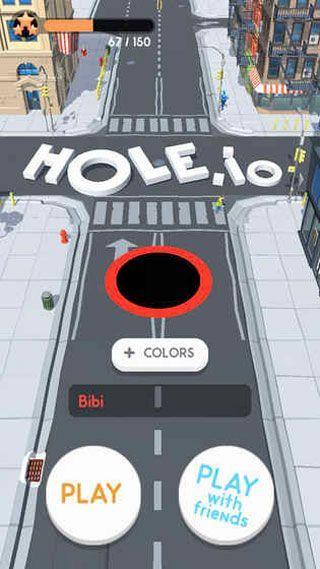 黑洞大作战在哪里下载?Hole.io官方下载地址分享[多图]