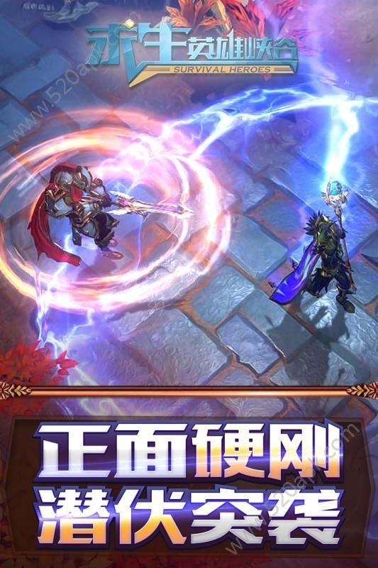 求生英雄峡谷必赢亚洲56.net官方网站下载正式版  v1.0.3图3