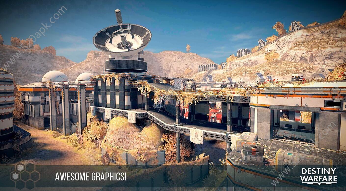Destiny Warfare游戏官网下载最新中文版  v1.1.5图3