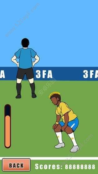 内马尔世界杯翻滚无限金币内购修改版(Rolling Neymar)图片1