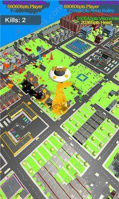 外星飞船大作战中文汉化内购修改版(Alien Attack.io)图2: