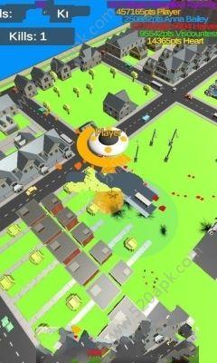 外星飞船大作战中文汉化内购修改版(Alien Attack.io)图4: