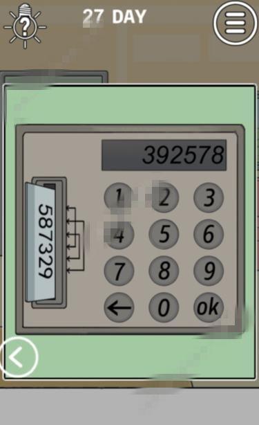 妈妈把我锁在家里了3第二十七关怎么过?第27关刷卡图文通关攻略[多图]图片3