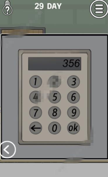 妈妈把我锁在家里了3第二十九关怎么过?第29关保险柜图文通关攻略[多图]图片2