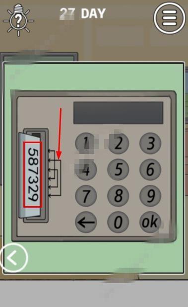 妈妈把我锁在家里了3第二十七关怎么过?第27关刷卡图文通关攻略[多图]图片2