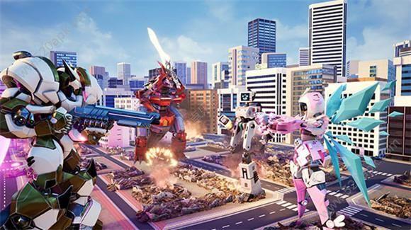 Override Mech City Brawl手机版游戏官方下载免费版图2: