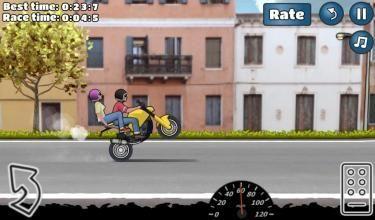 特技摩托挑战中文无限金币内购修改版(wheelie challenge)图片2