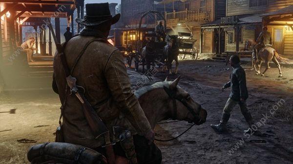荒野大镖客救赎2APP官方网站下载(Red Dead Redemption2)图2: