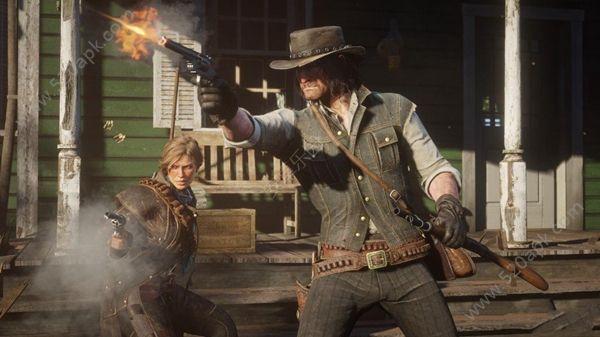 荒野大镖客救赎2APP官方网站下载(Red Dead Redemption2)图3:
