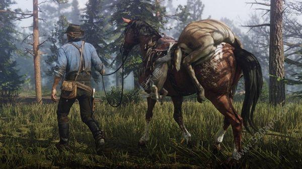 荒野大镖客救赎2APP官方网站下载(Red Dead Redemption2)图1: