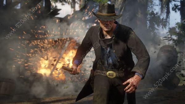 荒野大镖客救赎2APP官方网站下载(Red Dead Redemption2)图4: