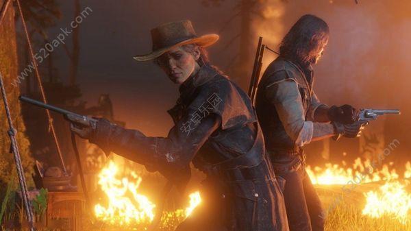 荒野大镖客救赎2APP官方网站下载(Red Dead Redemption2)图5: