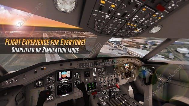Airline Commander中文汉化最新修改版图片1