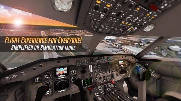 Airline Commander中文汉化最新修改版图片3