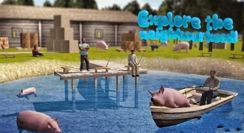 小猪模拟器安卓版官方下载(Piglet simulator)图片2