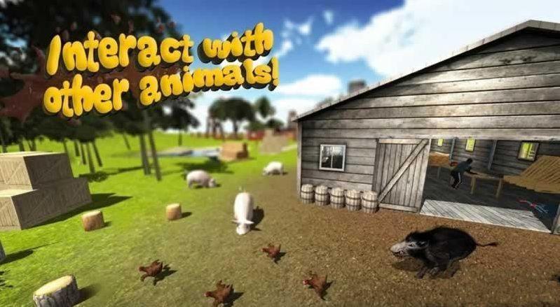 小猪模拟器安卓版官方下载(Piglet simulator)图片1