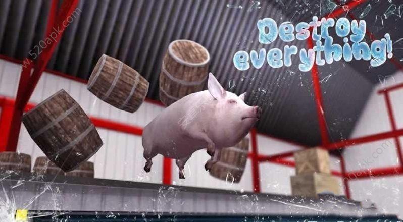 小猪模拟器安卓版官方下载(Piglet simulator)图2: