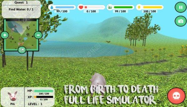 小猪模拟器2安卓版官方下载(the pig simulator2 )图4: