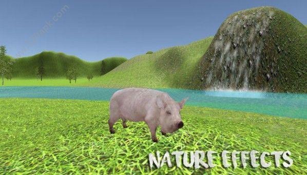 小猪模拟器2安卓版官方下载(the pig simulator2 )图1: