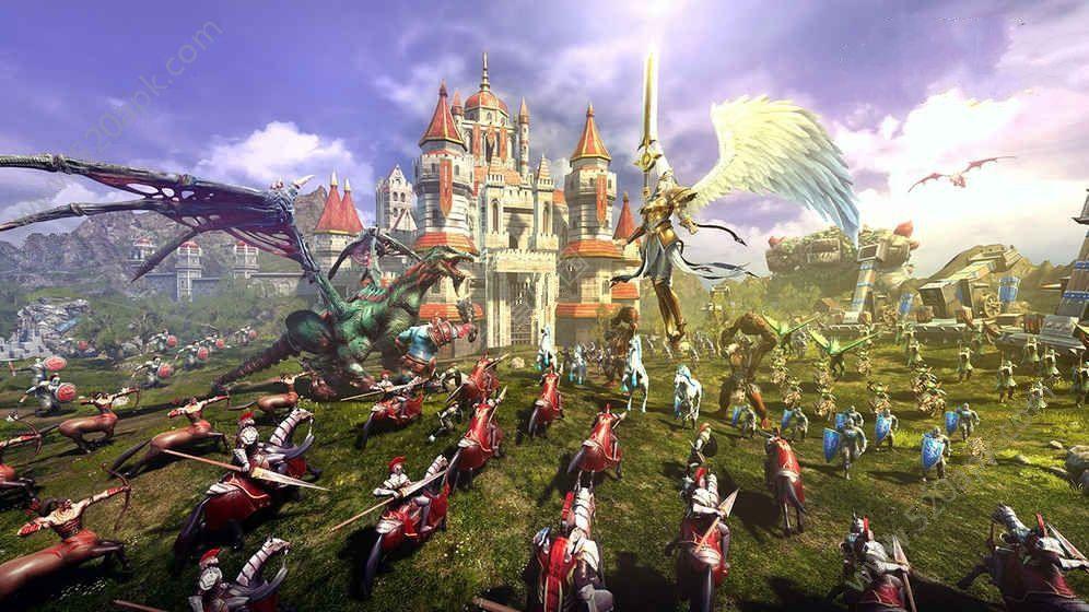 神界王座官方网站下载正版手游图片2