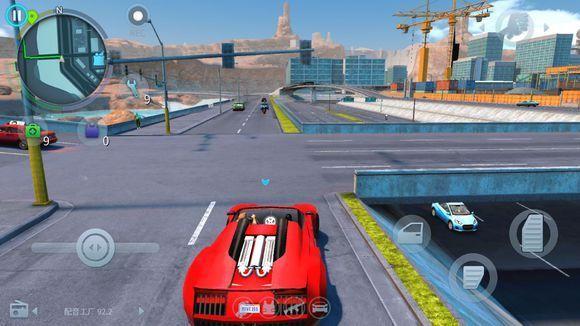 孤胆车神维加斯3.6.0无限钻石金币内购修改版