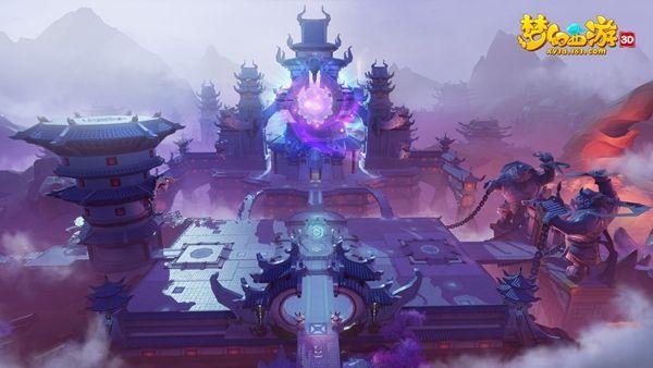 2018最新梦幻西游3D手游官网下载安卓版图片2