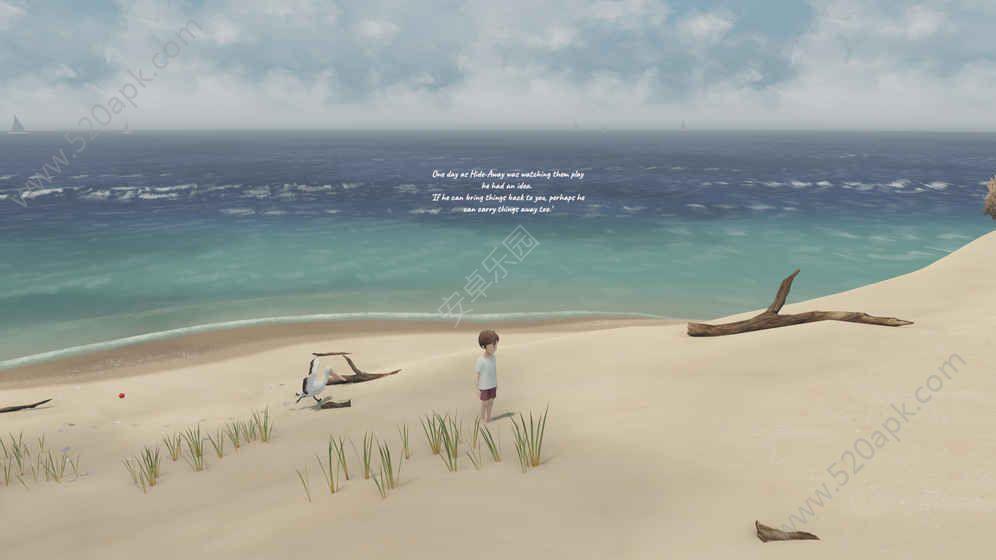 男孩与鹈鹕必赢亚洲56.net官方必赢亚洲56.net手机版版下载(Storm Boy The Game)图5: