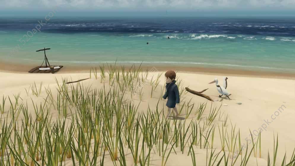 男孩与鹈鹕必赢亚洲56.net官方必赢亚洲56.net手机版版下载(Storm Boy The Game)图2: