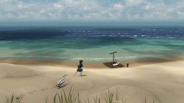 男孩与鹈鹕必赢亚洲56.net官方必赢亚洲56.net手机版版下载(Storm Boy The Game)图片2
