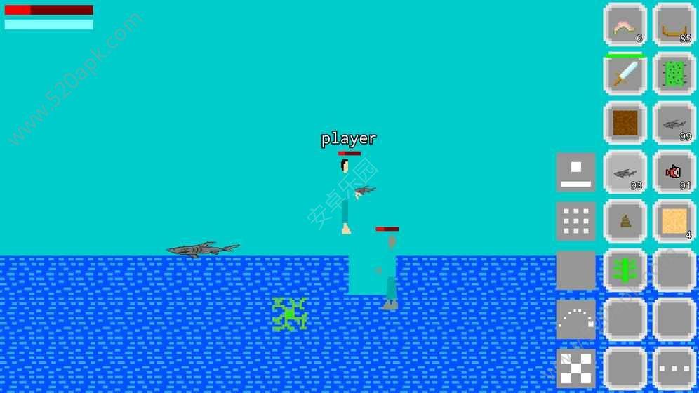 恶魔岛的挣扎游戏官方安卓版  v1.0图2