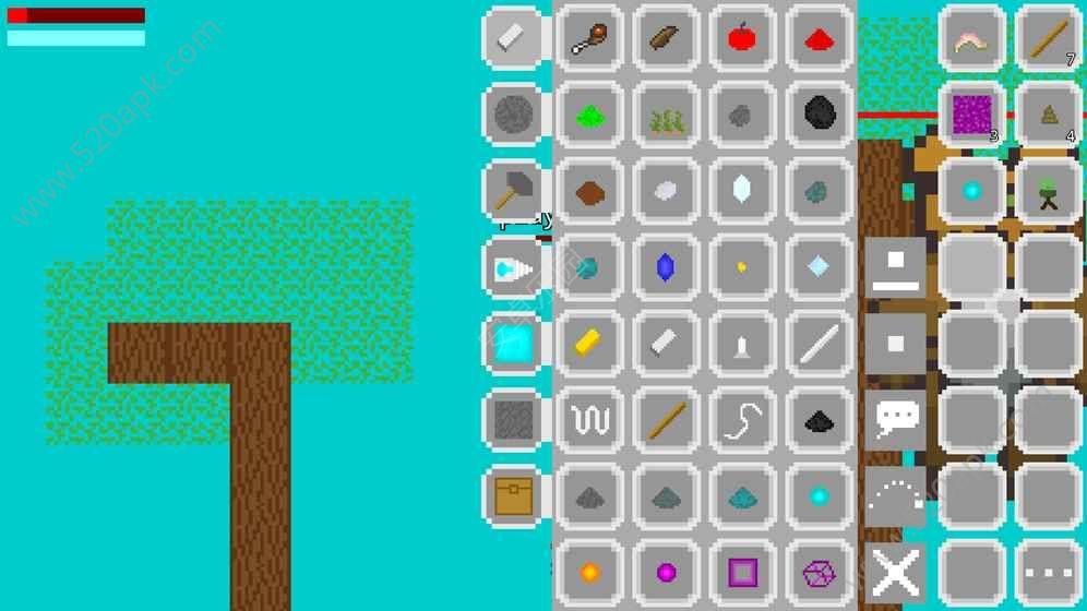 恶魔岛的挣扎游戏官方安卓版  v1.0图3