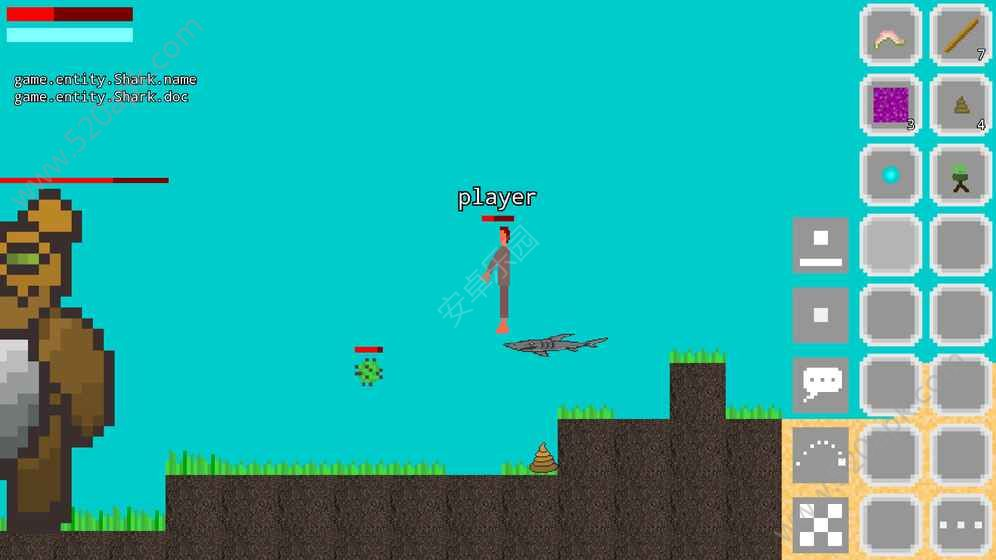 恶魔岛的挣扎游戏官方安卓版  v1.0图1