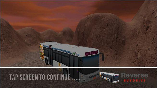 反向巴士驾驶员中文汉化最新内购修改版(Reverse Bus Drive)图片2