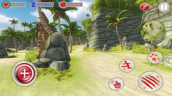 占领无人岛中文版无限金币内购修改版(Survival Island dominations)图1: