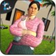 虚拟奶奶家庭模拟器中文汉化内购修改版 v1.0