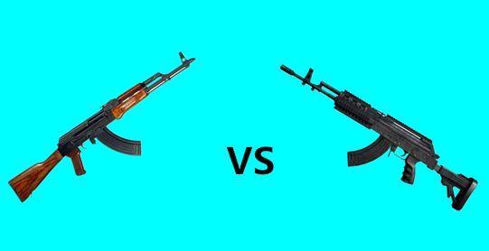 绝地求生刺激战场AKM和M762那个厉害?AKM和M762对比分析[多图]