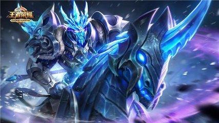 王者荣耀关羽的冰封战神或将在国庆返场[多图]