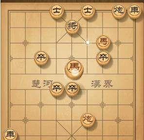 天天象棋残局挑战第93期攻略 第93期七步过关教程[图]图片1