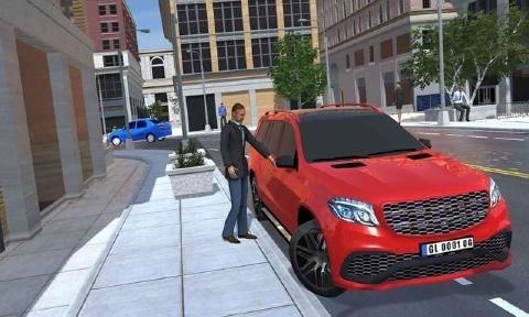 GL越野车模拟驾驶安卓版官方下载(Offroad Car GL)图片1