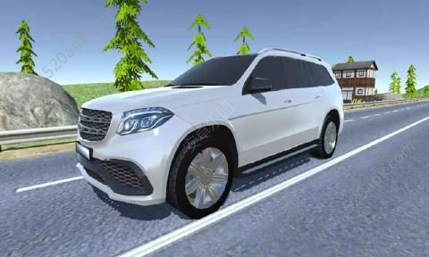 GL越野车模拟驾驶安卓版官方下载(Offroad Car GL)图1: