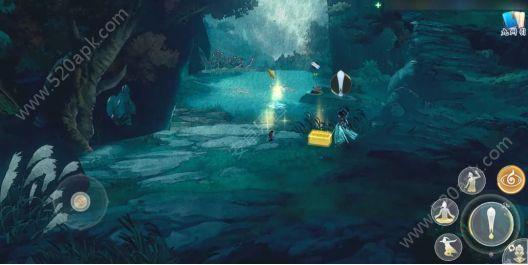 剑网3指尖江湖稻山山涧宝箱在什么位置?稻山山涧宝箱位置一览[多图]图片2